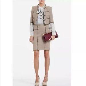 BCBG MaxAzria Co ord set skirt & jacket/blazer